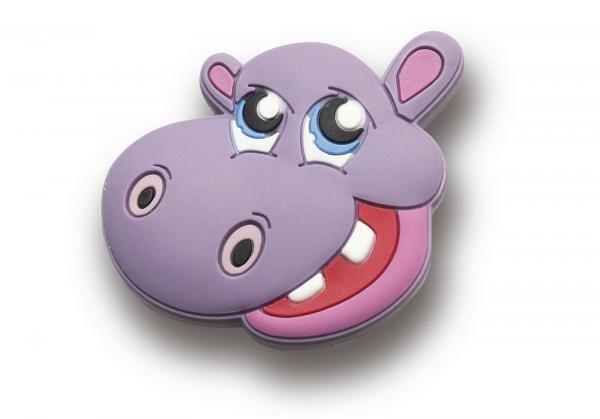 Buton copii hipopotam