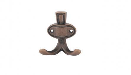 Agatatoare cuier bronz antic 2648