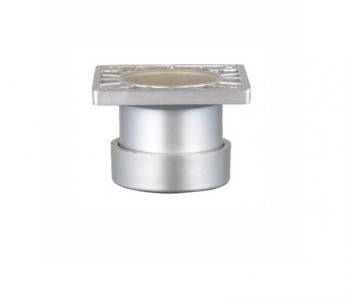 Picior cilindric reglabil, H50, pentru mobilier